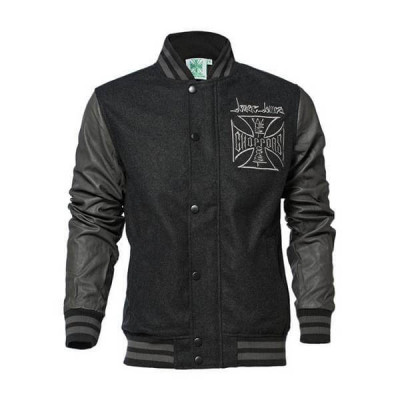 Veste West Coast Choppers OG Cross Whool