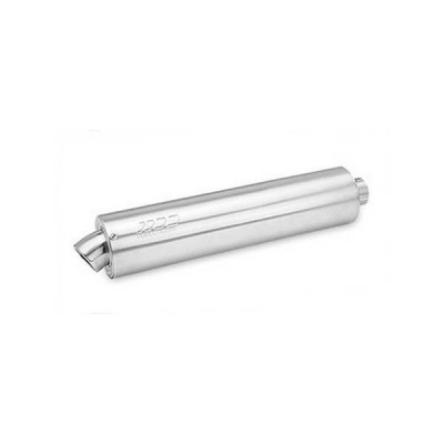 "Silencieux Échappement Supertrapp Superlight Series 4"" X 16"" Inox Harley"