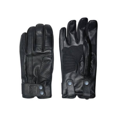 Gants Moto Homologués West Coast Choppers Grunge Noir