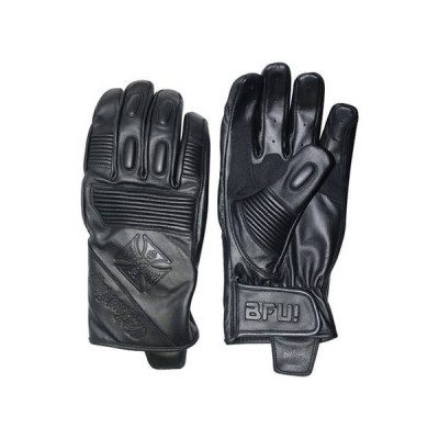 Gants Moto Homologués West Coast Choppers BFU Noir