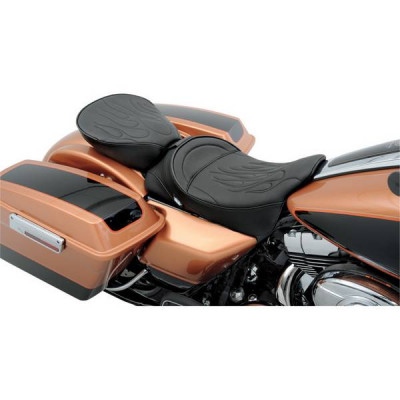 Pouf Passager Drag Specialties Wide Flamme Touring 99/18