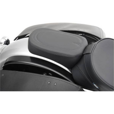 Pouf Passager Drag Specialties Narrow Black Pinstripe Touring 99/18