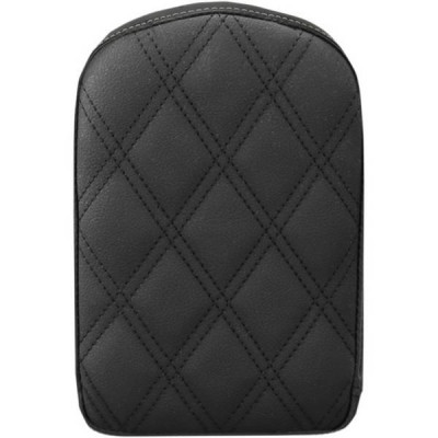 Pouf de Sissy Bar Saddlemen Explorer Step-Up LS Noir Gravestone Grand
