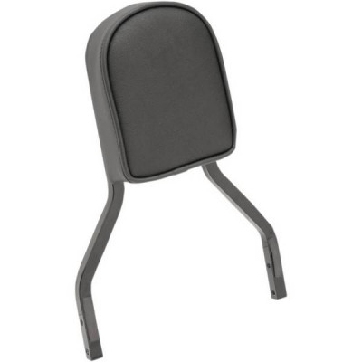 Pouf de Sissy Bar Détachable Drag Specialties Short Pad Lisse