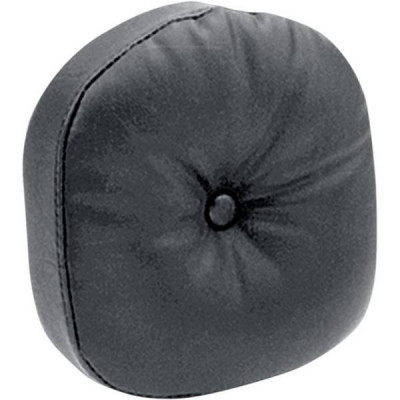 Pouf de Sissy Bar Mustang Noir Small Pillow