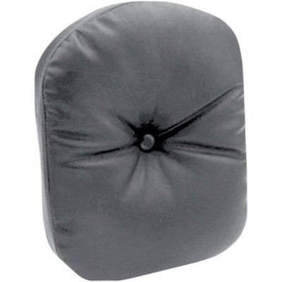 Pouf de Sissy Bar Mustang Noir Medium Pillow