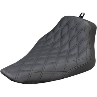Selle Solo Saddlemen Renegade LS Noir Softail Slim 12/17