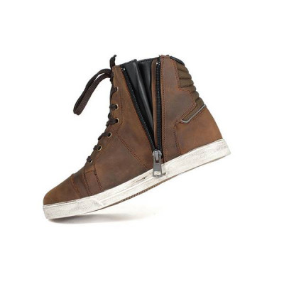 Chaussures Montantes Harisson Yankee Marron