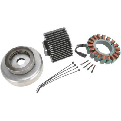 Kit Alternateur / Régulateur Cycle Electric Softail 08/11