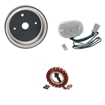 Kit Alternateur / Régulateur Drag Specialties Softail 01/06