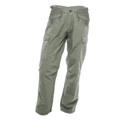 Pantalon west Coast Choppers Cargo M-65 Vert
