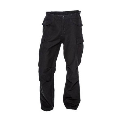 Pantalon West Coast Choppers Cargo M-65 Noir