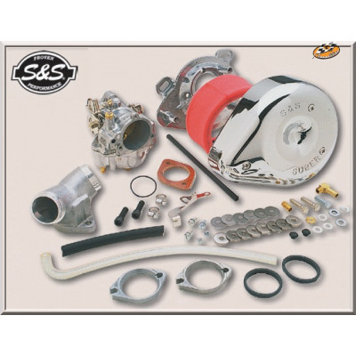KIT CARBURATEUR S&S 78/85