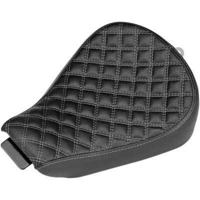 Selle Solo Biltwell Sporty-8 Checker Sportster XL