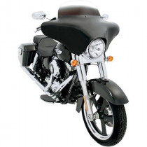 Tête de Fourhce Batwing Memphis Shades Dyna FLD, Softail, Touring Road King