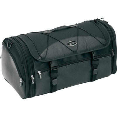 Sac Deluxe Rack Bag Noir Saddlemen pour Support TR3300DE