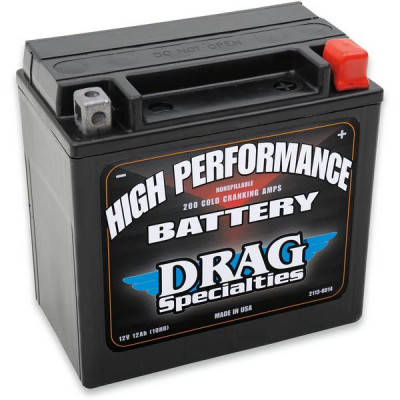 Batterie Gel High Performance Drag Specialties Sportster XL 04/19
