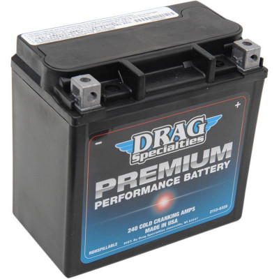 Batterie Gel Premium Performance Drag Specialties Sportster XL 04/19