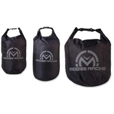 Kit 3 Sacs Imperméables ADV1 Ultra Light Moose Racing Noir