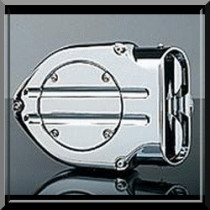 """DS-288940 FILTRE A AIR KURYAKYN """"HYPERCHARGER"""" TRAPPE RAINURES BIG TWIN CARBU S&S 93/99"""