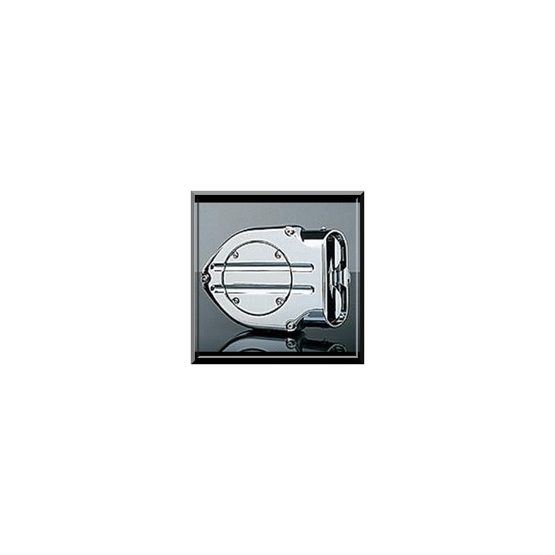 """DS-288821 FILTRE A AIR KURYAKYN """"HYPERCHARGER"""" TRAPPE RAINURES BIG TWIN 93/99"""