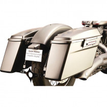 Supports de Sacoches Bagger-Tail Noir Cycle Visions Softail