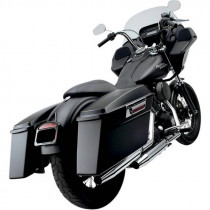 Sacoche Rigide Gauche Bagger-Tail Cycle Visions Dyna Super Glide