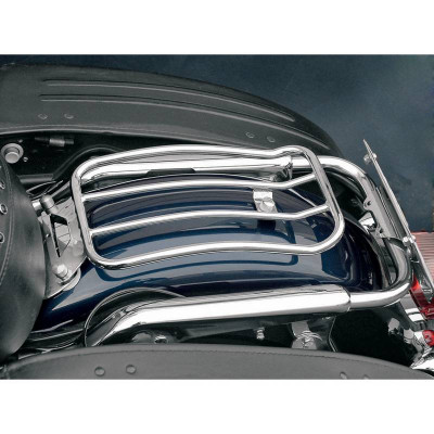 """PORTE BAGAGE SELLE SOLO 7"""" ROAD KING 97/12"""