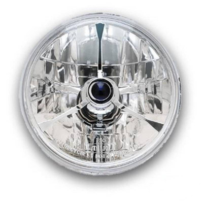 "Phare Trillient Headlight 5 3/4"" Adjure Chromé"
