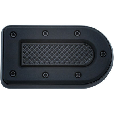 Brake Pedal Pads Heavy Industrie Black