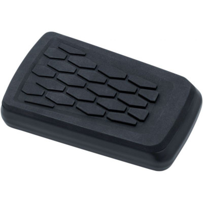 Pad Brake Pedal Hex Blk