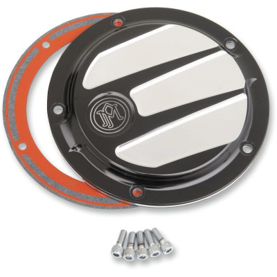 Trappe d'Embrayage Performance Machine Platinum Cut Scallop Touring