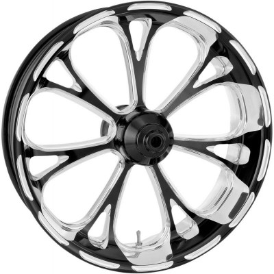 "Roue Arrière Performance Machine Virtue Platinum Cut 18"" X 5.5"" Touring"