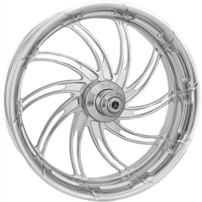"Roue Arrière Performance Machine Supra Platinum Cut 18"" x 5.5"" Touring"