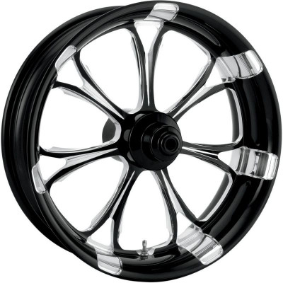 "Roue Arrière Performance Machine Paramount Platinum Cut 18"" x 5.5"" Touring ABS"