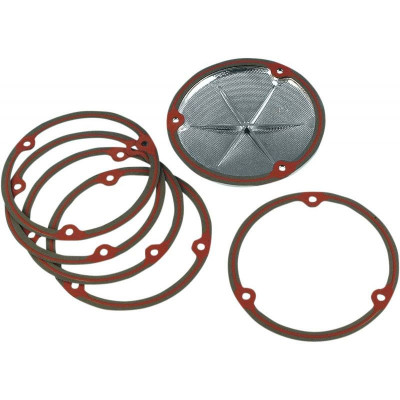 Joint de Trappe d'Embrayage Silicone James Gaskets Shovelhead 70/83