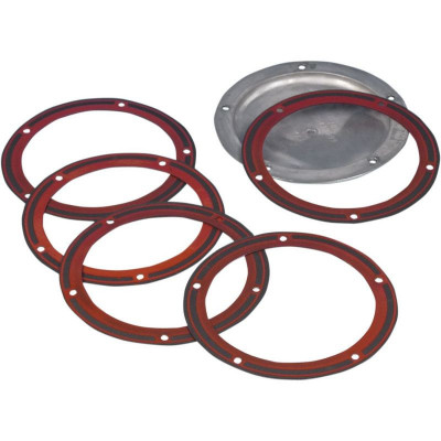 Joint de Trappe d'Embrayage James Gaskets Dyna Softail Touring 99/17