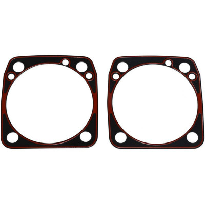Gaskets Cylinder Base Metal With Bead Front & Rear