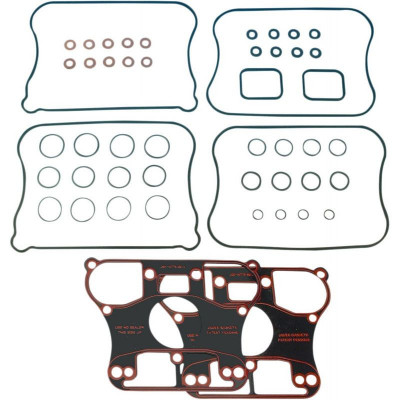 Joints de Cache-Culbuteurs James Gaskets Sportster 73/85