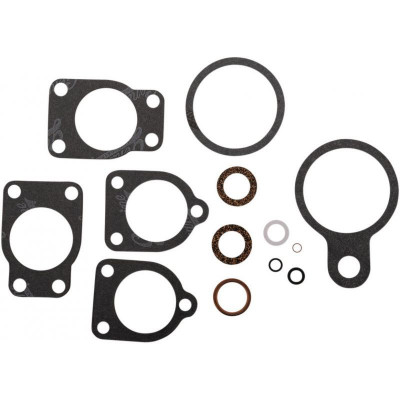 Joints de Pipe d'Admission James Gaskets Knucklehead, Panhead, Trike