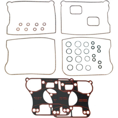 Kit Joints de Cache-Culbuteurs James Gaskets Dyna Softail Touring 84/91