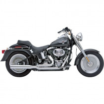 Power Pro Hp 2 Into 1 Exhaust System Chrome Hd
