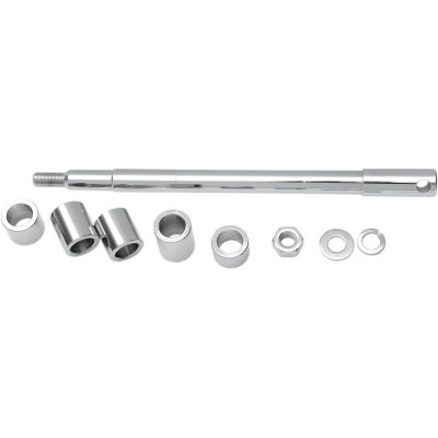 Front Axle Kit Chrome