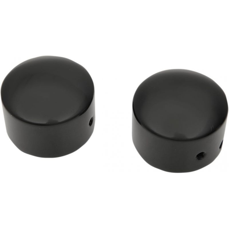 Cover Axle Front Gloss Black