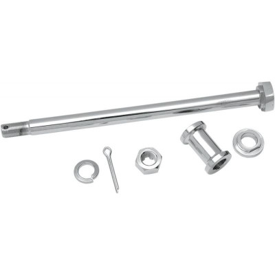 Rear Axle Kit Chrome