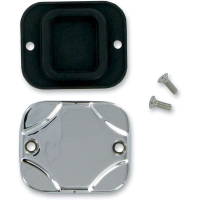 Chrome Master Cylinder Cover For 0610-0250/0610-0251