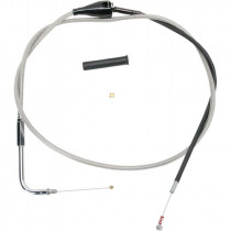 """Idle Cable Stainless Steel 52"""""""