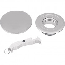 Gas Cap With Paint Protector Non-vented