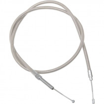 """Clutch Cable High Efficiency Stainless Steel 57 1/4"""""""