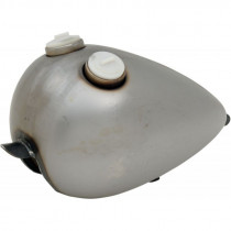 Gas Tank Wasp Style Dual Cap